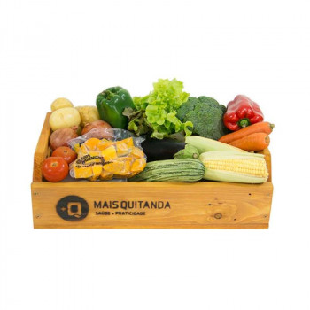 +Q Orgânico da Semana Verduras e Legumes