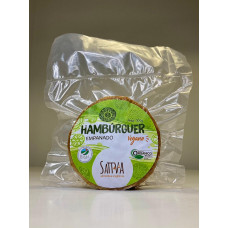 Hambúrguer Empanado Vegano Orgânico 300g Congelado